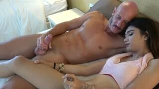 Sweet Thai T-girl Tata ass fucked