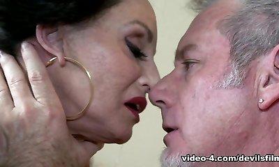 Best pornographic star Jay Crew in Fabulous Brunette, Facial Cumshot sex clip