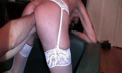 My Sexy Piercings Pierced slave 2 hand ass handballing