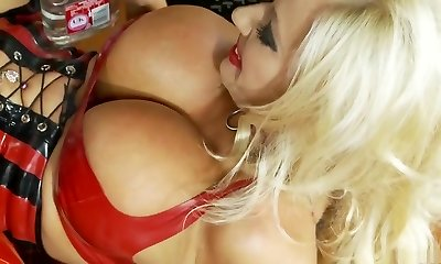 Best pornstar Michelle Thorne in incredible lingerie, blonde hookup movie