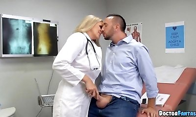 Ultimate Blonde Doc MILF