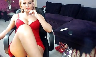 Best blonde mature cam chat 2