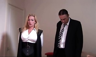 Encounter the Headmistress