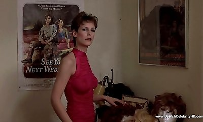 Jamie Lee Curtis Nude & Super-sexy Compilation - HD