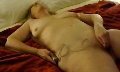 Hairy mature screams my name while screwed rigid