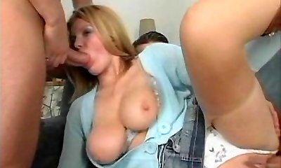 Susanne - Mom fucked by 2 youthfull guys