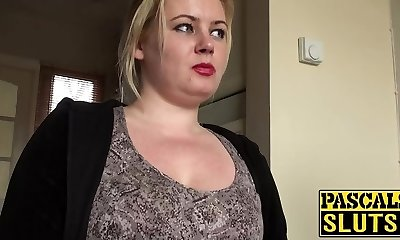 Amber West cherish a good smacking