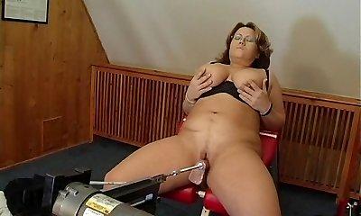 Cougar Fucking Machine