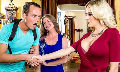 Blake Morgan & Justin Hunt in My Mommy's Best Friend - DigitalPlayground