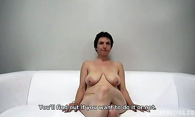 Czech Mature Mom Casting 022