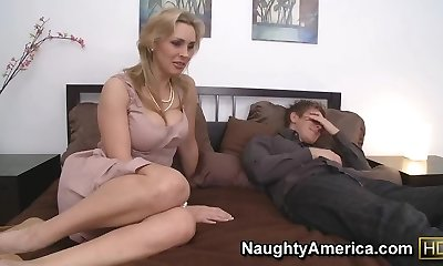 Tanya Tate & Danny Wylde in My Mates Hot Mom