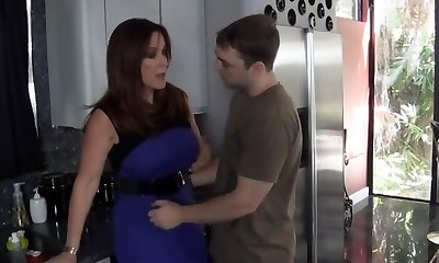 Loving mommy cheating wife