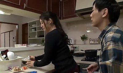 Japanese immense ass