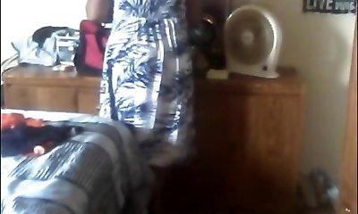 Insane amateur Black and Ebony, Grannies sex clip