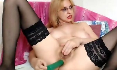 Grandma pussy