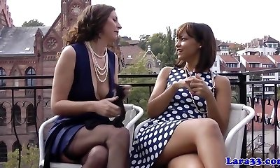 British les milf fisted by ebony hotty