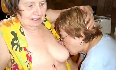 ILoveGrannY Chubby Grandma Pic Previews Video