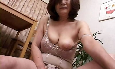 masturbating japanese gran partTwo