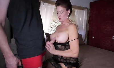 Mommy got her Soles Fucked