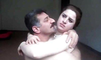 Iranian mature plumbed