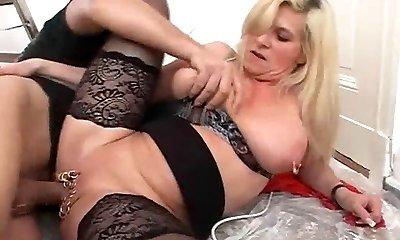 mature extrem piercing pounding