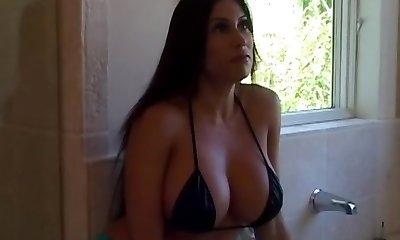 Greatest pornstar Sheila Marie in fabulous mature, giant tits xxx scene