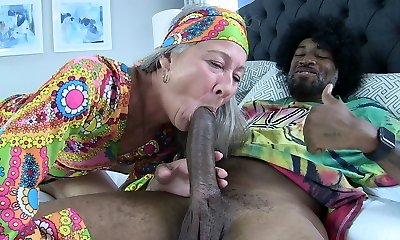 Stoner with a Cock