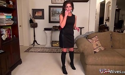 USAwives Penny Priet Incredible Solo Have Fun Porn Video