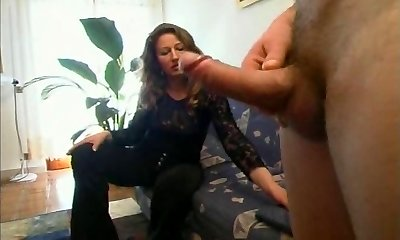 mature italian mom romped