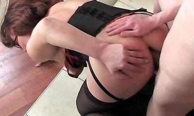 mature anal invasion 2