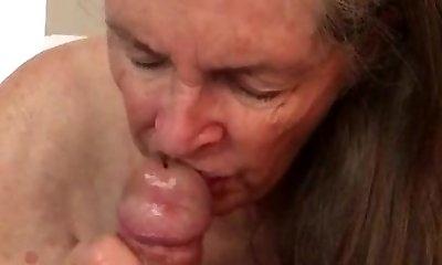 Grandma gets her prize