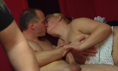 Horny couples fuck really firm together