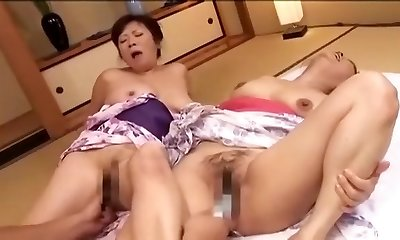 Stellar Amateur video with Mature, Japanese scenes