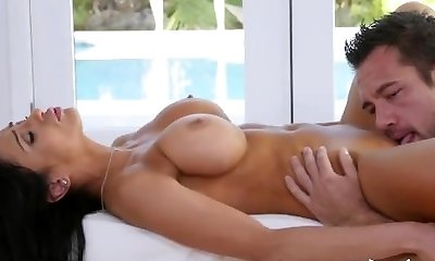 PureMature Golf instructor fuck with busty mature Audrey Bitoni