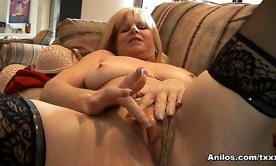 Dawn Jilling in She Enjoys Playthings - Anilos