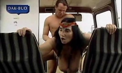 Gross GRANNY WITH Humungous BOOBS FUCKED  BY THE MECHANIC 3