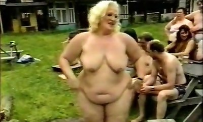 Horny Homemade video with Group Orgy, Grandmothers scenes