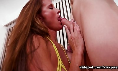 Sofie Marie in Sofie Fellates - MommyBlowsBest