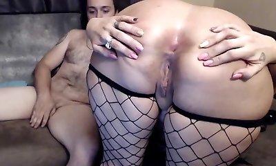 massive butt mature bitch felony takes rectal