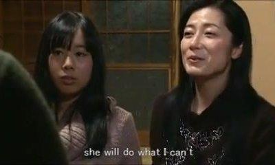 Jap mom daughter keeping palace m80 subs