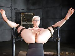 Cherry Torn is a platinum blonde worth more than her weight in gold when it comes to hard...