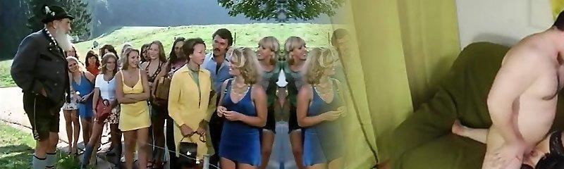 1974 German Porn classic with extraordinaire cutie - Russian audio