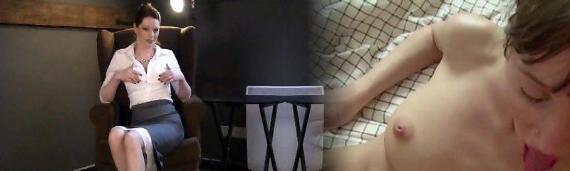Harriet In Retro Underwear