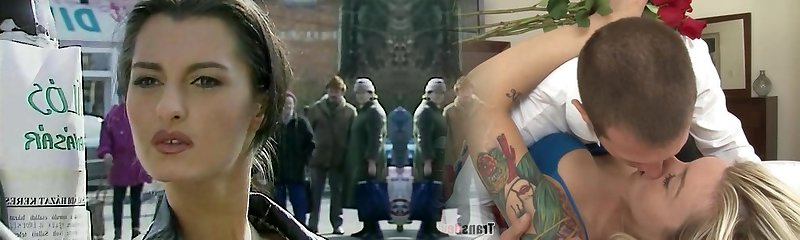 La Ragazza del Clan (1995) with Anita Blondie