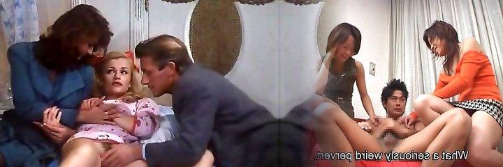 Antique Italian Threesome