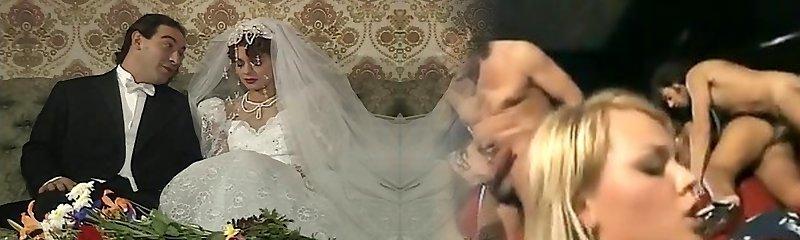 Angelica Bella and Zara Whites in a classical Italian video