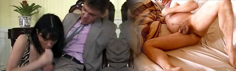 Buttfuck Orgy in the Office