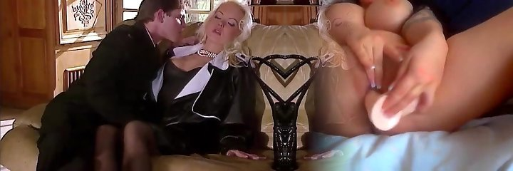 Silvia Saint Fucks the Lawyer and Faps His Jizz