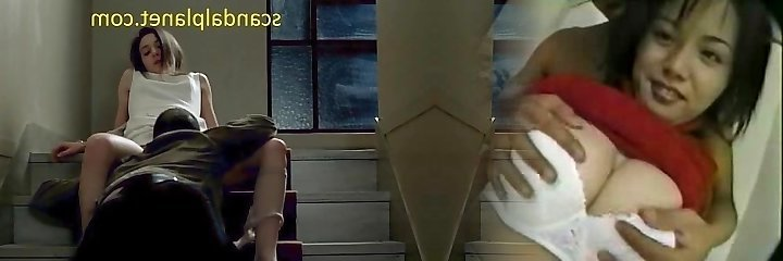 Caroline Ducey Screwing At A Staircase In Romance Video