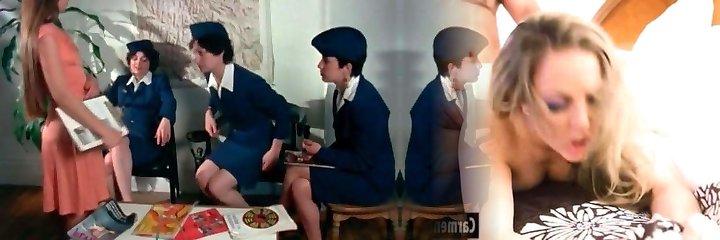 Sensual Flygirls (1976)
